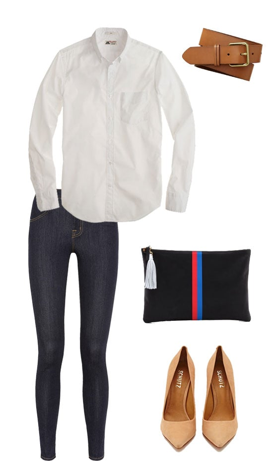 How to Style a Man's Shirt