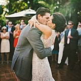 When it comes to your wedding day photo checklist, it doesn't get much more important than the photos you take with your spouse-to-be. POPSUGAR Love scoured Pinterest, the Internet, and its own featured weddings to find the most romantic, creative, and inspiring couple photos out there. Photo by Emily Blake Photography via Style Me Pretty