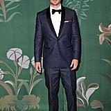 Ian Somerhalder at The Green Carpet Fashion Awards 2019