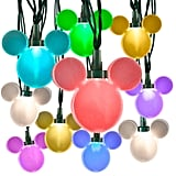 Disney Lightshow Mickey Mouse String Lights