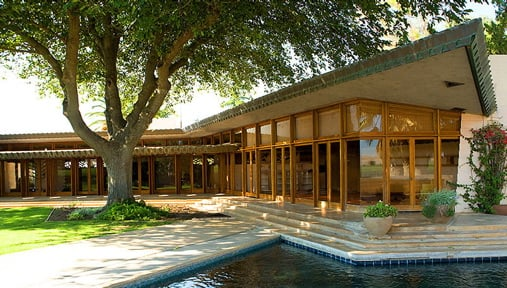 On The Market: A Frank Lloyd Wright Home In Central