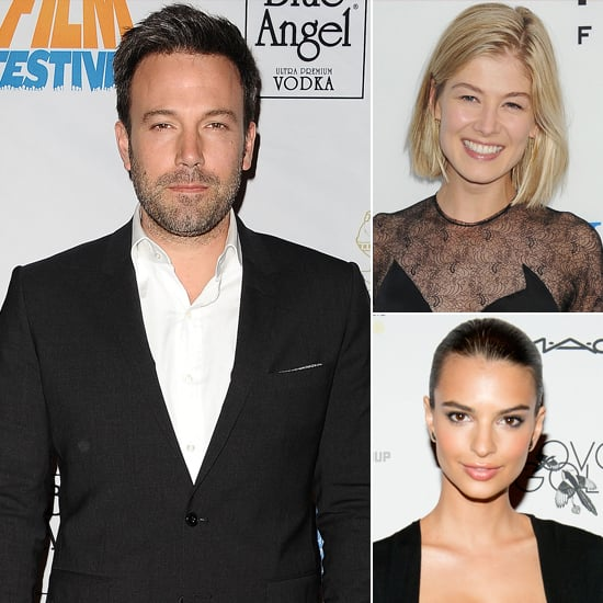 Gone Girl Movie Cast