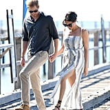 Meghan Markle Sarah Flint Flat Sandals Australia 2018