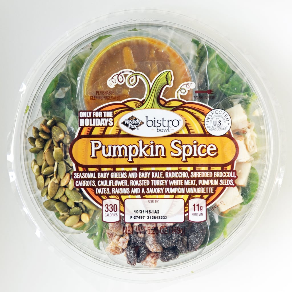 Ready Pac Pumpkin Spice Bistro Bowl
