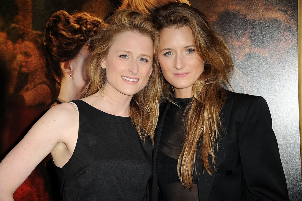 Mamie and Grace Gummer