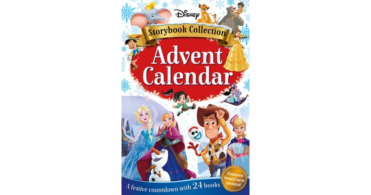 disney storybook collection advent calendar disney. Black Bedroom Furniture Sets. Home Design Ideas