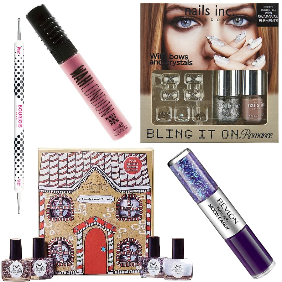 Nail Art and Manicure Gifts For Christmas 2014