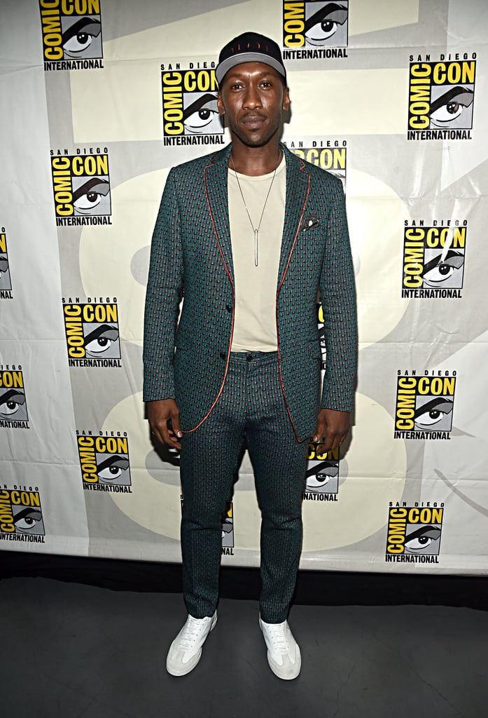 Pictured: Mahershala Ali at San Diego Comic-Con.