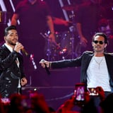 """Maluma and Marc Anthony's """"Felices los 4"""" Performance"""
