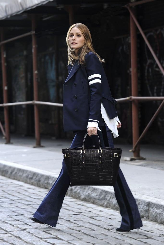 Olivia Palermo's Aspinal of London Handbag