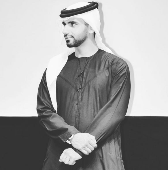 Drake Happy Birthday Message For Dubai Mansoor bin Mohammed