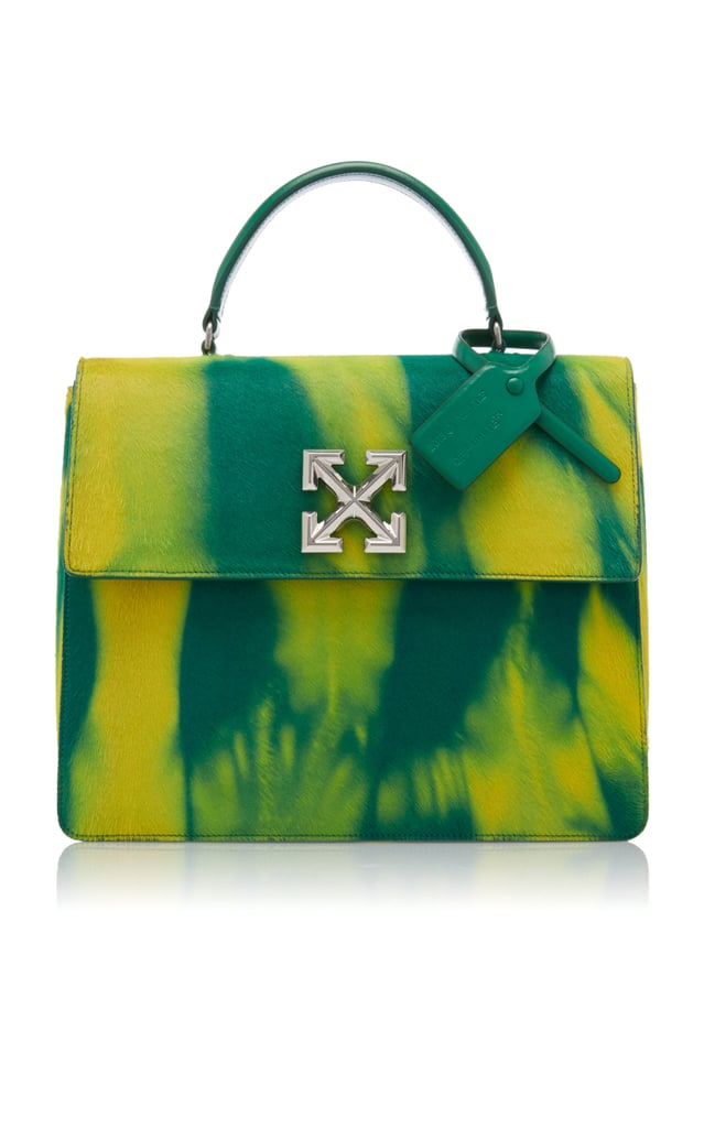 a688577f Off-White c/o Virgil Abloh Jitney 4.3 Tie Dye Leather Bag | Tie Dye ...