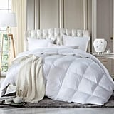 Luxurious Full/Queen Size Siberian Goose Down Comforter