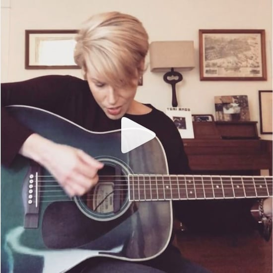 "Erin Napier Singing ""Girls Chase Boys"""