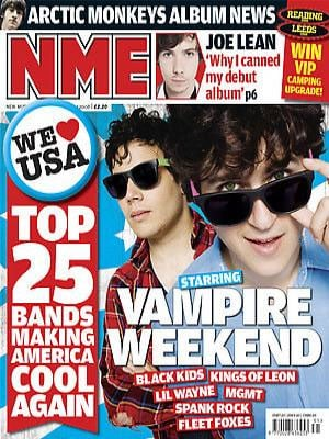 American Bands NME Loves
