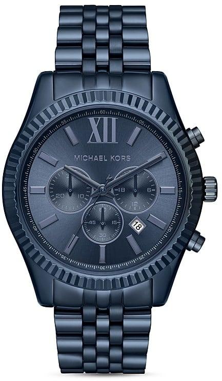 stylish men s watches popsugar fashion michael kors lexington watch 44mm 275