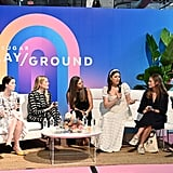 Daniella Yacobovsky Speaking on The Female Frontier Panel at POPSUGAR Play/Ground
