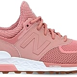 New Balance 574 Sport Mesh Mid Top Sneakers