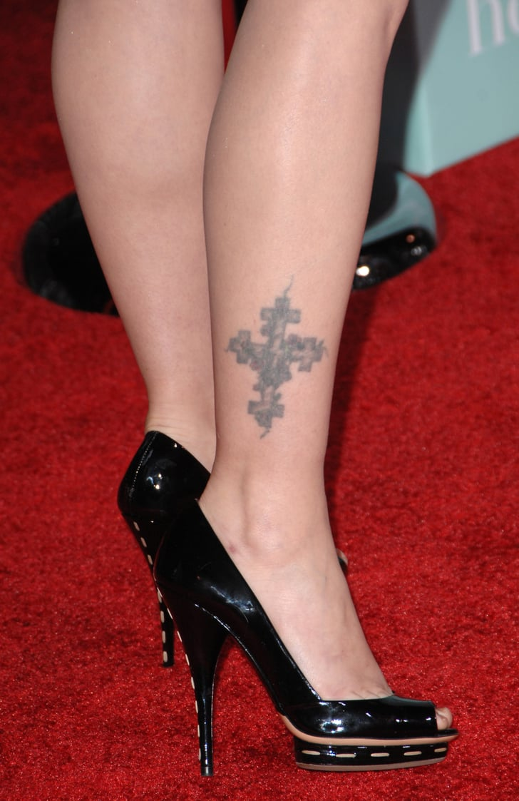 Drew Barrymore The Ultimate Celebrity Tattoo Gallery