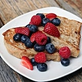 Vegan: French Toast