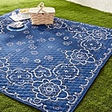 Cookout Bandana Picnic Blanket