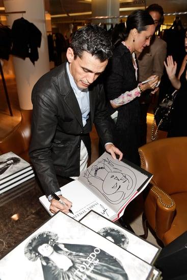 """Fashion in 50 Seconds 11/02/09 Ruben Toledo's """"Fashionation"""""""