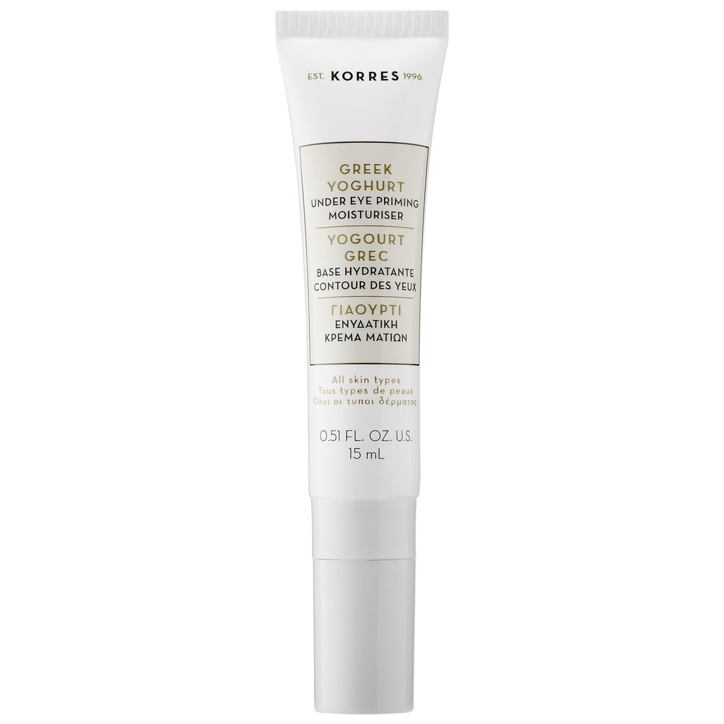 Korres Greek Yoghurt Under Eye Priming Moisturiser