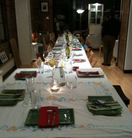 Have You Been to Any Big Dinner Parties This Holiday Season?