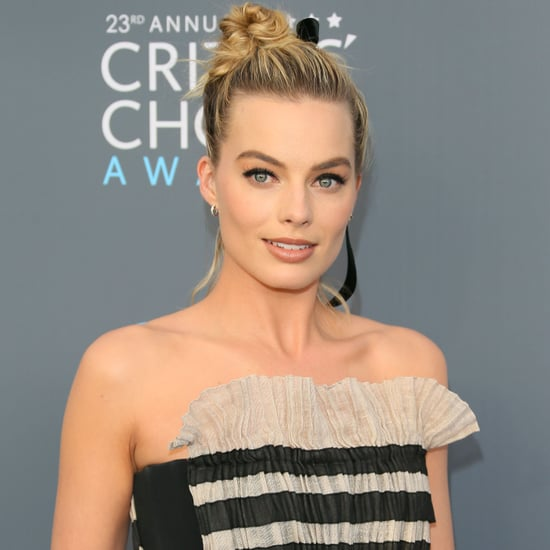 Margot Robbie's Hair at the Critics' Choice Awards 2018