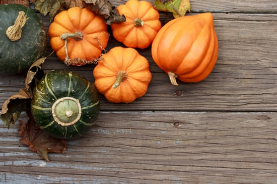 Double Duty: Decorate With Foods You Can Also Cook This Season