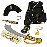 For 8-Year-Olds: Pirate Accessories — Costume Accessory Set by Funny Party Hats