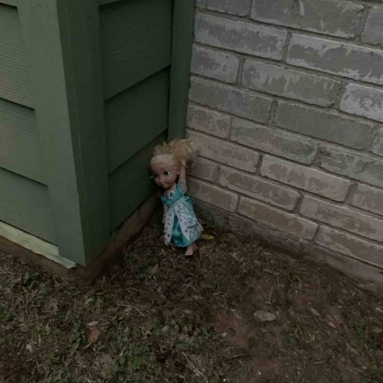 Haunted Frozen Elsa Doll Keeps Returning to Family's House