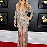 Heidi Klum at the 2020 Grammys