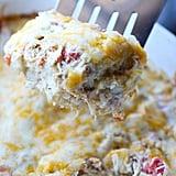 Instant Pot Salsa Verde Chicken Casserole