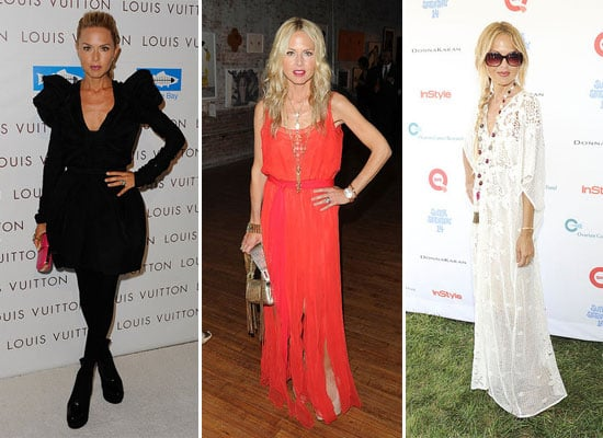 Rachel Zoe's Style at Red Carpet Events: Season Four Rachel Zoe Project Returns Tonight on Arena