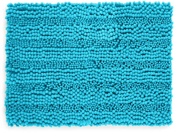 Chenille Lines Bath Rug Collection 36