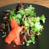 Smoked Salmon Breakfast Salad