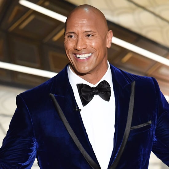Dwayne Johnson Best Pictures 2017