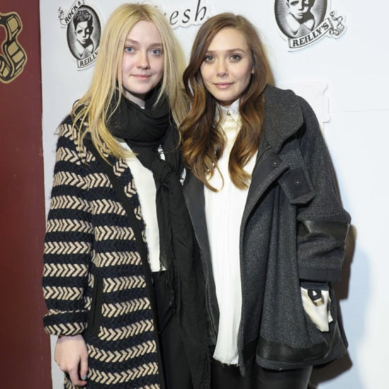 Dakota Fanning Elizabeth Olsen Kate Bosworth Sundance Style