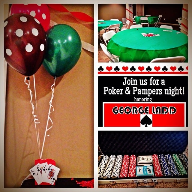 It's the Perfect Excuse For a Poker Game