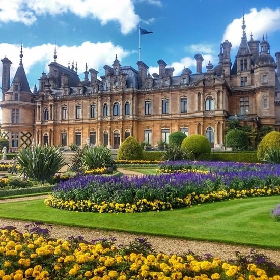 Stately Homes and Castles in Every County of England