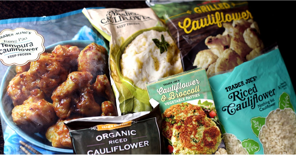 Satisfy Carb Cravings — Minus the Calories — With These Trader Joe's Cauliflower Products