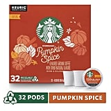 Starbucks Pumpkin Spice Flavored Single-Cup Coffee