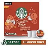 Starbucks Pumpkin Spice Flavored Single-Cup Coffee