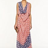 A printed draped maxi that will keep you looking cool in the humidity.  Diane von Furstenberg Naira Dress ($418, originally $598)