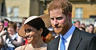 Prince Harry Apparently Gave Meghan This $20K Diamond Bracelet on Their Wedding Night