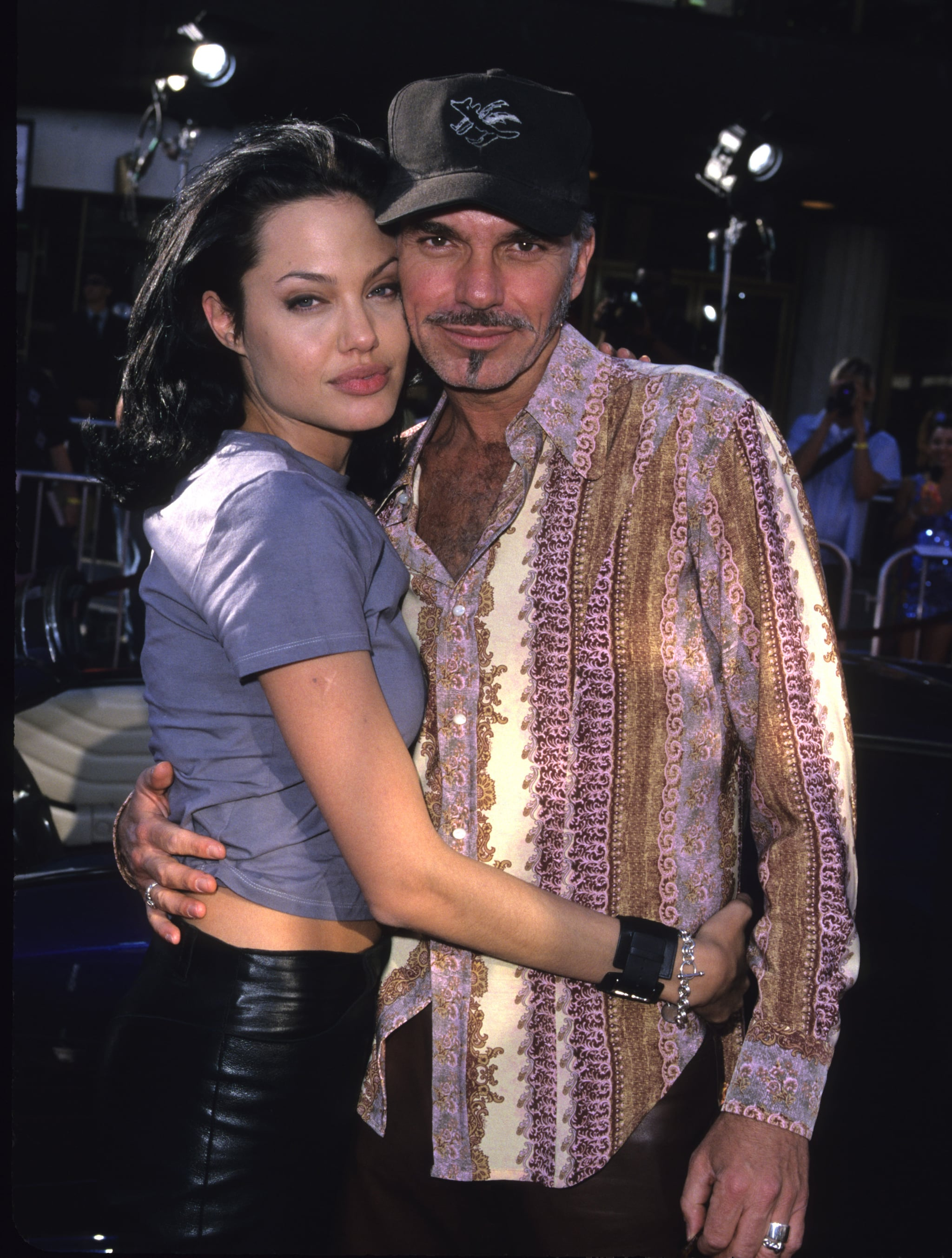 Billy Bob Thornton Bet You Forgot About Angelina Jolies