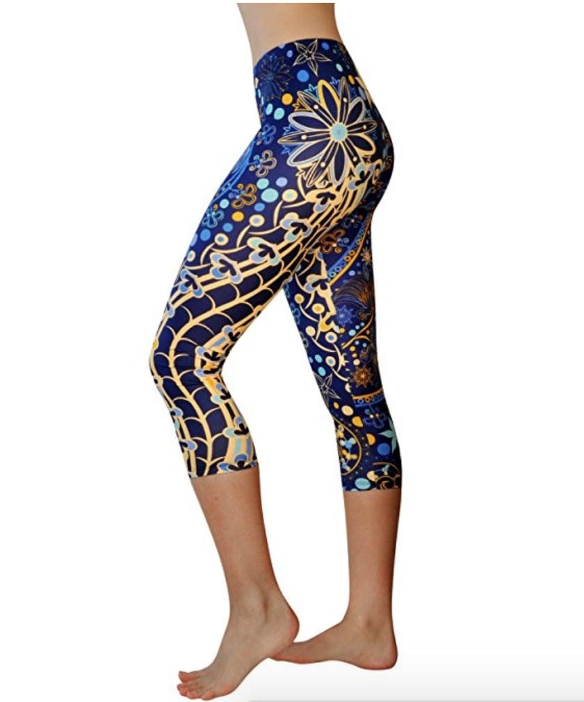 Comfy Yoga Workout Capris
