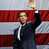 """""""I Mean Business"""" Barack"""