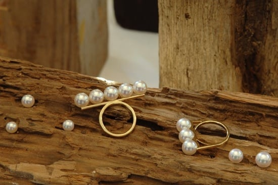Photos of Thakoon's Pearl and Diamond Jewelry Collection For Tasaki 2009-12-21 14:30:08